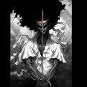 Afro Musashi 1 on 1